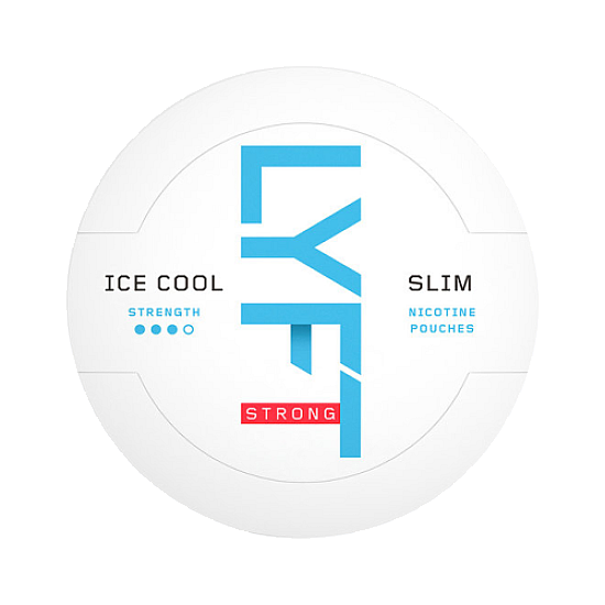 Lyft Ice Cool Nicopods