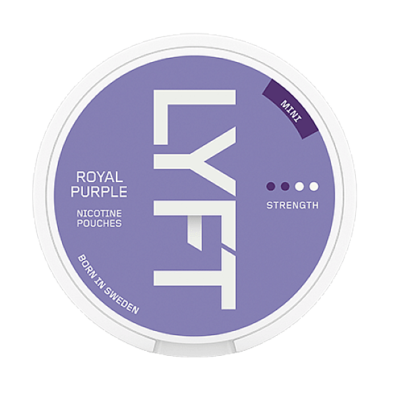 Lyft Royal Purple Mint Snus kopen