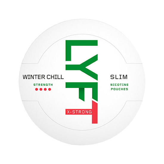 Winter Chill X-Strong 16 mg/g