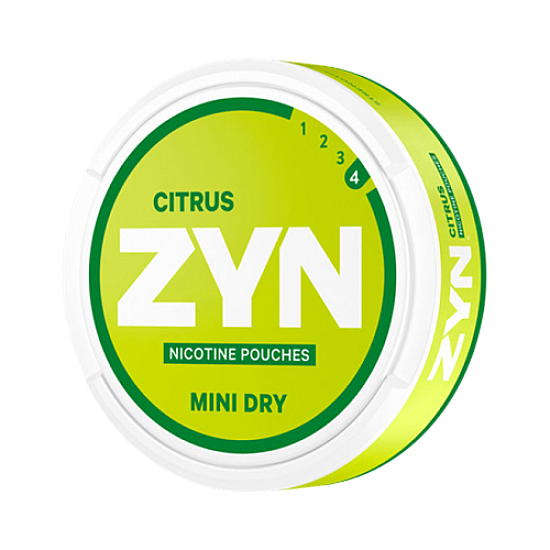 ZYN Citrus Extra STRONG MINI
